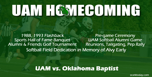 UAM Homecoming Festivities