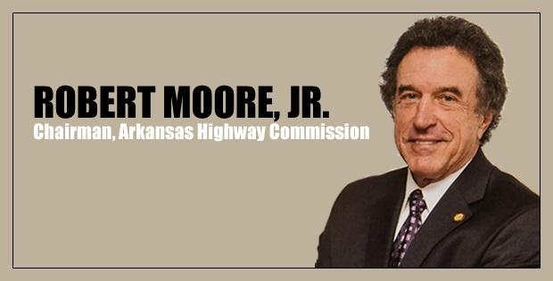 Moore elected chairman of state Highway Commission