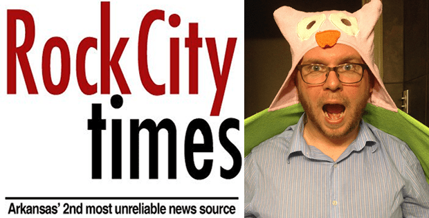 Greg Henderson: the man behind Rock City Times
